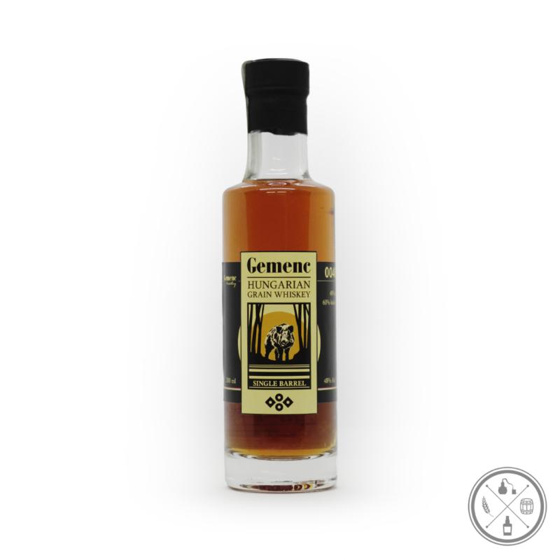 Gemenc 0046 0,2 L palack