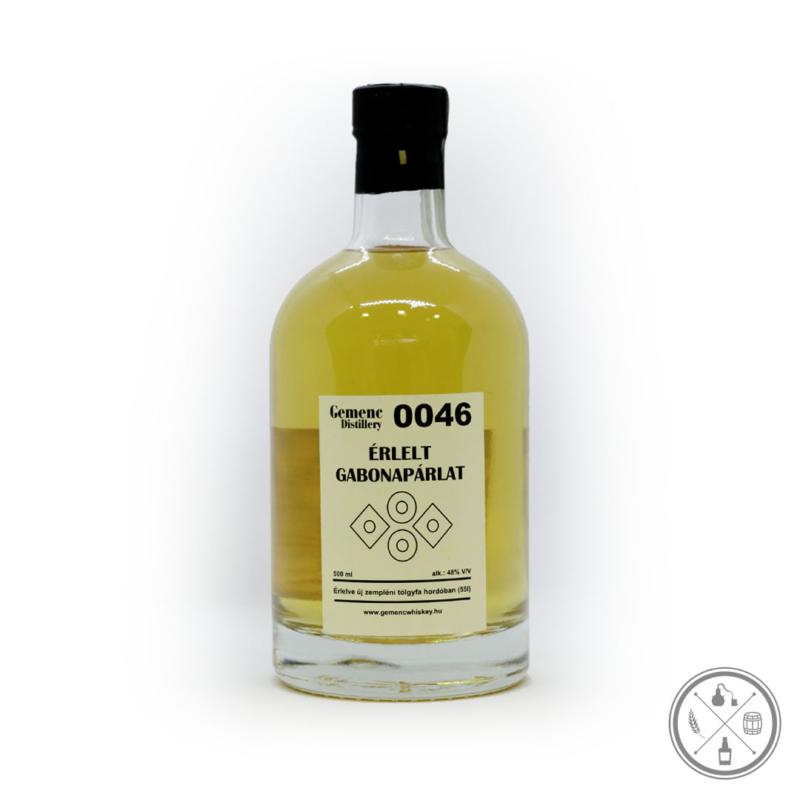 Gemenc 0046 gaponapárlat (48% - 0,5 Liter)