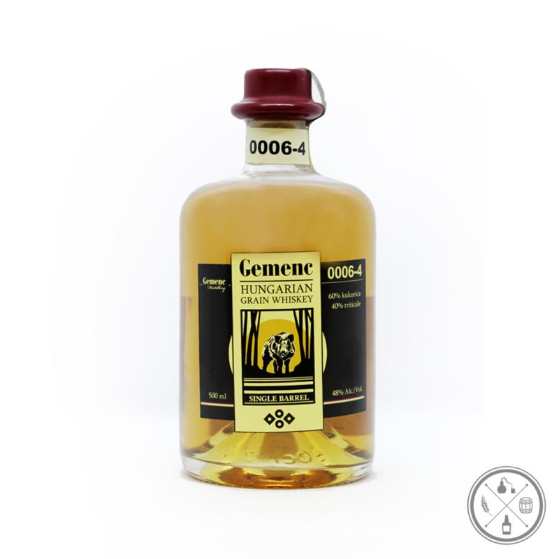 Gemenc 0006-4 (48% - 0,5 Liter)