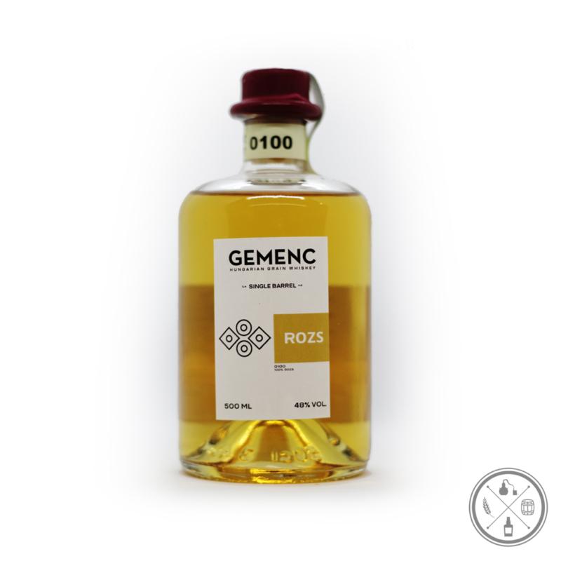 Gemenc 0100 rozswhiskey