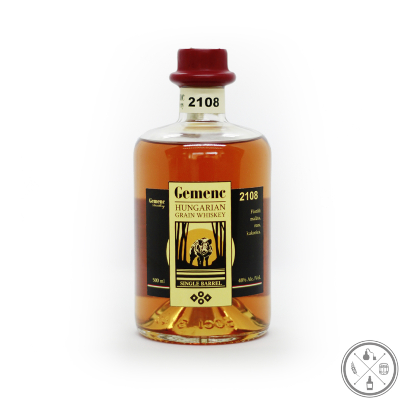 Gemenc 2108 (0,5L - 48% alk.)