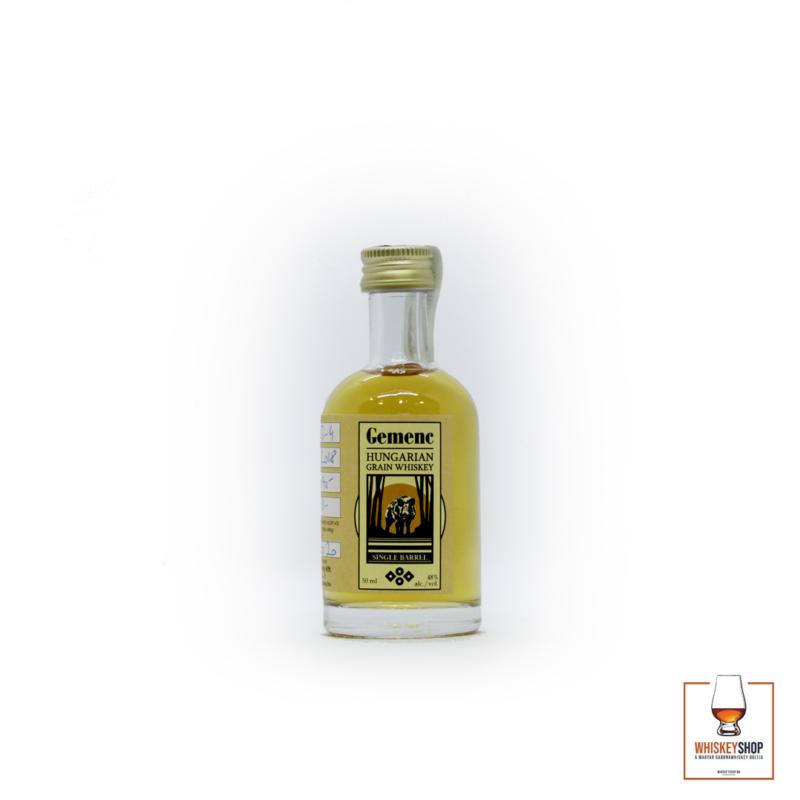 Gemenc 0306 mini palack (48% - 0,05 Liter)